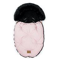 Floo for Baby  Alaska pink/black - Fusak do kočárku