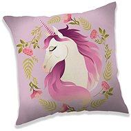 Jerry Fabrics  Polštář Unicorn flower - Polštář
