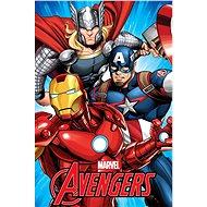 Jerry Fabrics  Dětská deka Avengers - Deka