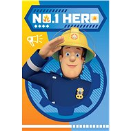 Jerry Fabrics Baby Blanket Fireman Sam Hero - Blanket