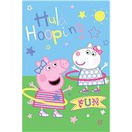 Jerry Fabrics  Dětská deka Peppa Pig 031 - Deka