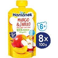 HAMÁNEK Mango 8× 100 g - Příkrm