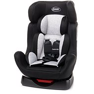 4BABY Freeway 0–25 kg Black - Car Seat