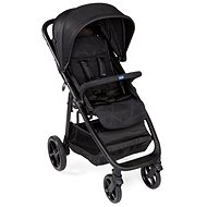 CHICCO Multiride Sports Stroller - Jet Black - Baby Buggy