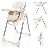 ZOPA Ivolia Beige Grey - Jídelní židlička