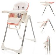 ZOPA Ivolia Candy Pink - Jídelní židlička