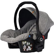 BOMIMI BASTIEN 0–13 kg gray - Car Seat