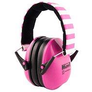 ALPINE Muffy Dětská izolační sluchátka - růžová - Špunty