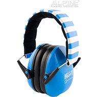 ALPINE Muffy Dětská izolační sluchátka - modrá - Špunty