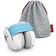ALPINE Muffy Baby Dětská izolační sluchátka - modrá - Špunty