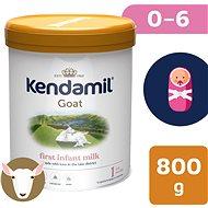 Kendamil Kozí kojenecké mléko 1 DHA+ (800 g) - Kojenecké mléko