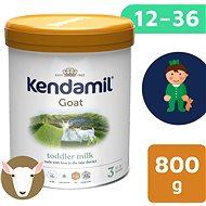 Kendamil Kozí batolecí mléko 3 DHA+ (800 g) - Kojenecké mléko