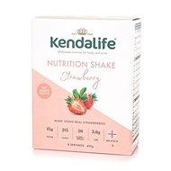 Kendalife Proteinový nápoj jahoda (400 g) - Nápoj