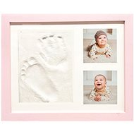 GOLD BABY Classic imprint frame - pink - Print Set