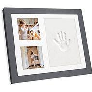 GOLD BABY Classic imprint frame - dark blue - Print Set