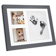 GOLD BABY Classic inkjet print frame - dark blue - Print Set