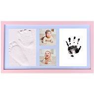 GOLD BABY Mix frame for prints - pink - Print Set