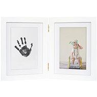 GOLD BABY Opening frame for inkjet print - white - Print Set
