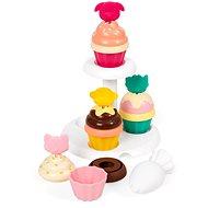 Skip Hop Zoo stohovací Cupcakes s měnícími se barvami 3r+