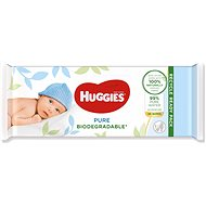 HUGGIES Pure Biodegradable 56 pcs