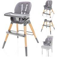 Zopa Nuvio Dove grey - Jídelní židlička