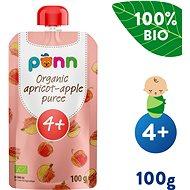 SALVEST Ponn BIO Meruňka s jablkem (100 g) - Příkrm