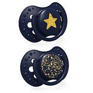 LOVI Dudlík Stardust 6–18m 2 ks Blue