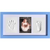 GOLD BABY Three-frame for imprint - blue