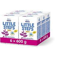 LITTLE STEPS 4 Pokračovací (batolecí) mléko 18m+  vanilka 6× 600 g - Kojenecké mléko