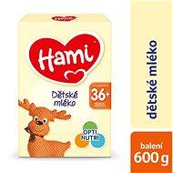 Hami Pokračovací kojenecké mléko 36m+  600 g - Kojenecké mléko
