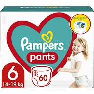 PAMPERS Pants vel. 6, Gaint Pack 60 ks - Plenkové kalhotky