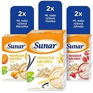 Sunar Mix mléčná kaše I L 6× 225 g - Mléčná kaše