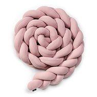 Eseco Pletený mantinel 180 cm, pink