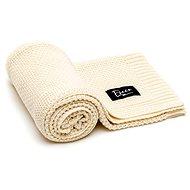 Eseco pletená deka - cream