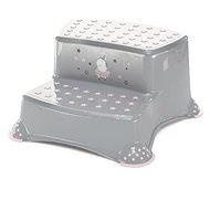 Zopa dvojstupínek k WC/umyvadlu - Unicorn - Stupátko
