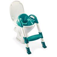 THERMOBABY Židlička na WC Kiddyloo Deep Peacock - Sedátko na wc
