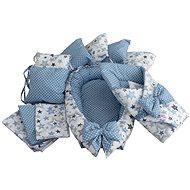 BabyTýpka Sada L  Sky blue - Startovací sada pro miminko