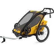 THULE CHARIOT SPORT 1 Spectra Yellow 2021 - Vozík za kolo