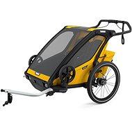 THULE CHARIOT SPORT 2 Spectra Yellow 2021  - Vozík za kolo