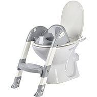 THERMOBABY Židlička na WC Kiddyloo Grey Charm - Sedátko na wc