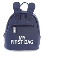 CHILDHOME My First Bag Navy - Batůžek