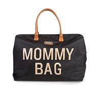 Přebalovací taška CHILDHOME Mommy Bag Black Gold