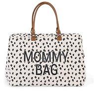 Přebalovací taška CHILDHOME Mommy Bag Canvas Leopard