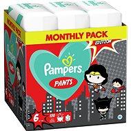 PAMPERS Pants vel. 6 (120 ks) 15 kg+