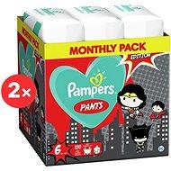 PAMPERS Pants vel. 6 (240 ks) 15 kg+