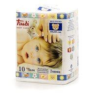 Trudi Baby hypoalergenní přebalovací podložky 60 × 60 cm (10 ks)