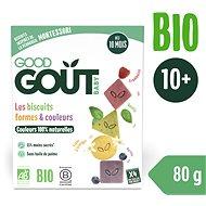 Good Gout BIO Sušenky barvy & tvary (80 g) - Sušenky pro děti