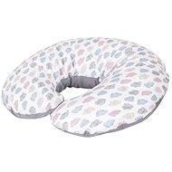 CEBA Baby Cebuška Physio Mini žerzej - Mráčky - Kojicí polštář