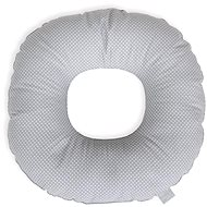 CEBA poporodní kruh Malé Tečky bílo-šedé - Polštář