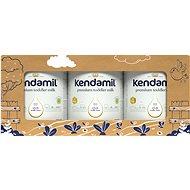 Kendamil batolecí mléko 3 DHA+ (3× 900 g), pohádkové balení s dárkem a divadlem - Kojenecké mléko